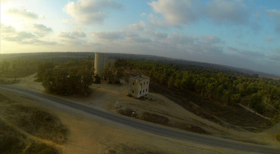צילומי אוויר של בארי חגי הקר 2013