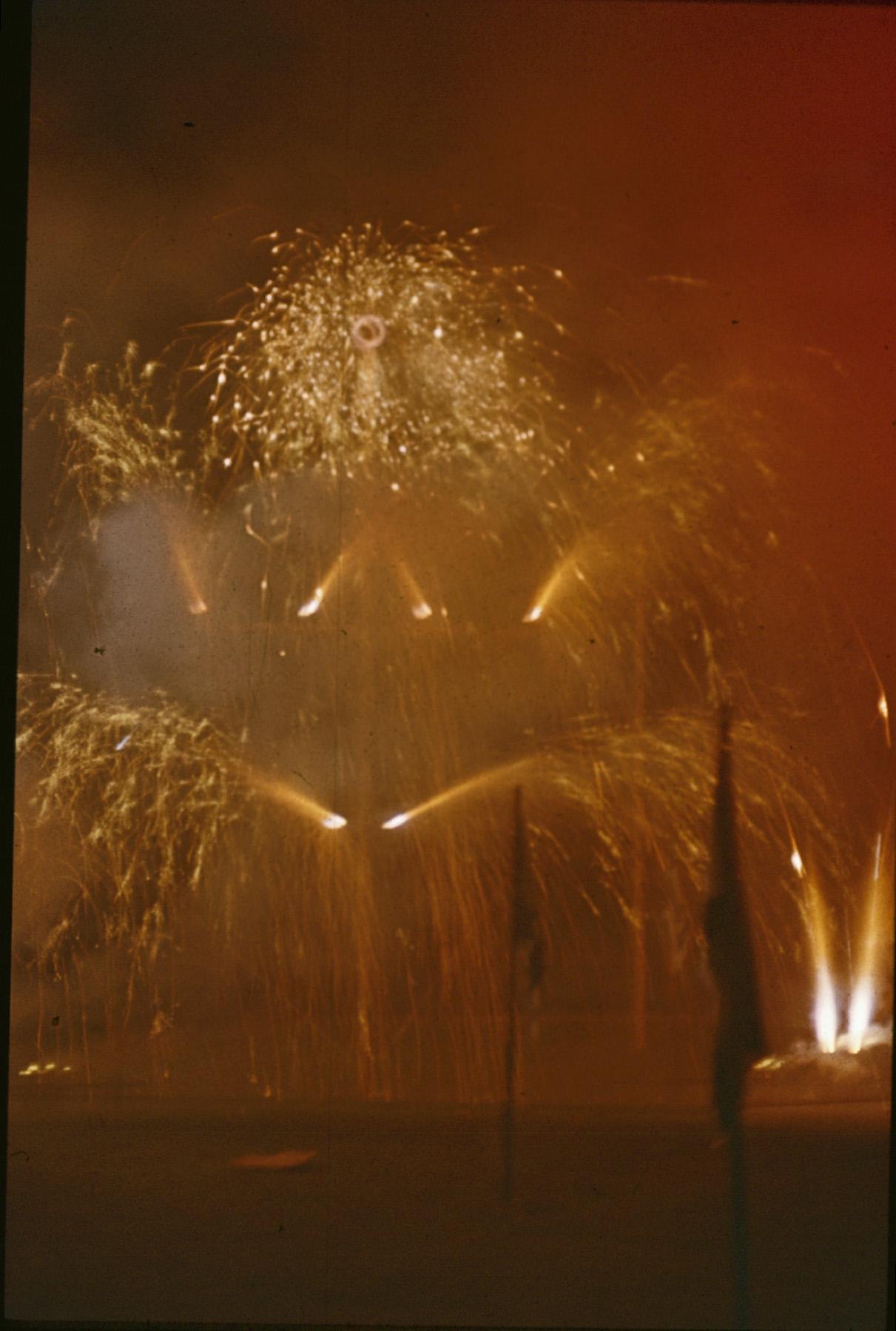 זיקוקים ביום העצמאות 1973-1983