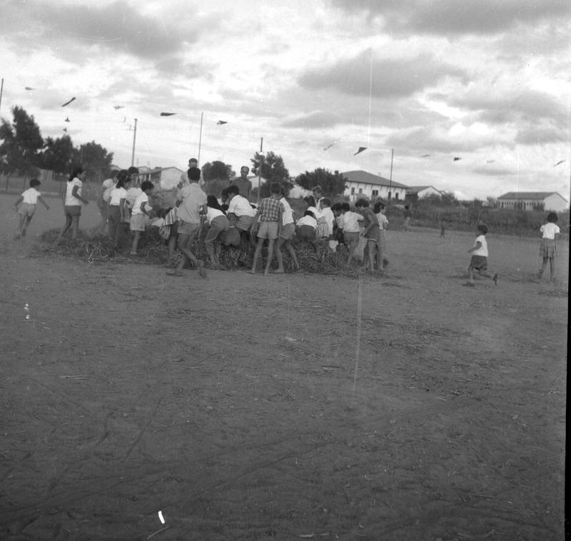 שבועות בשנות החמישים- משחקי אסיף