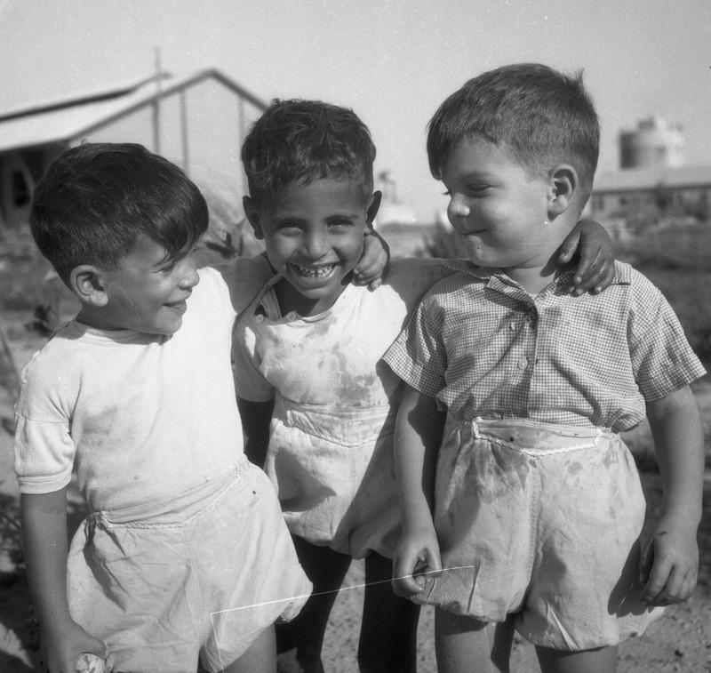 שנות החמישים והשישים